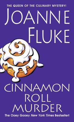 Cinnamon Roll Murder By Fluke, Joanne